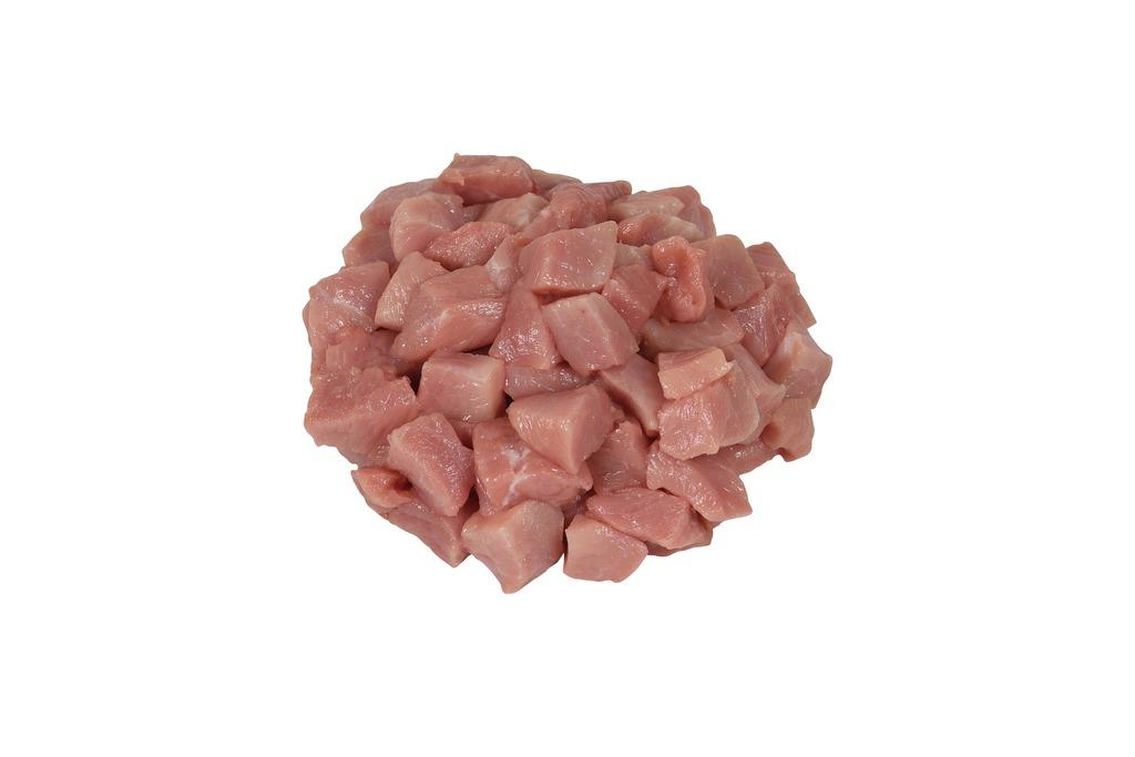 Bami-nasi vlees