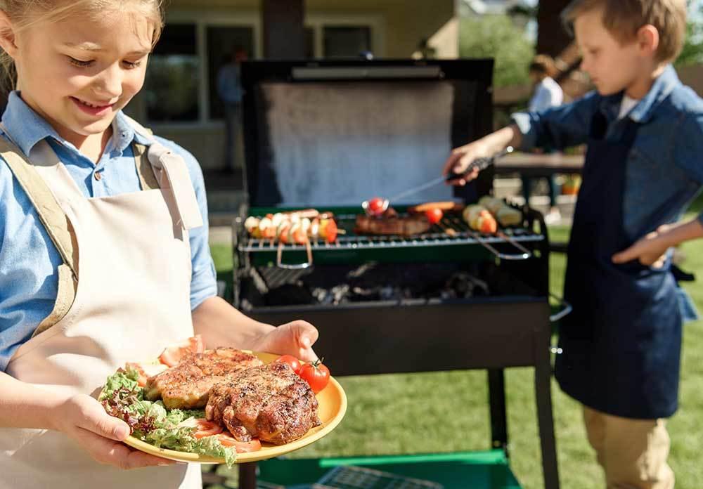 04. BBQ Menu Kids Gegaard