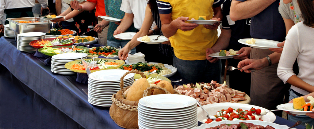 02. Oosters buffet