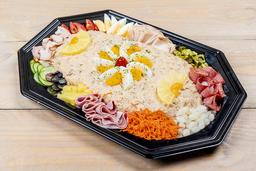 10. Huisgemaakte Saladeschotels