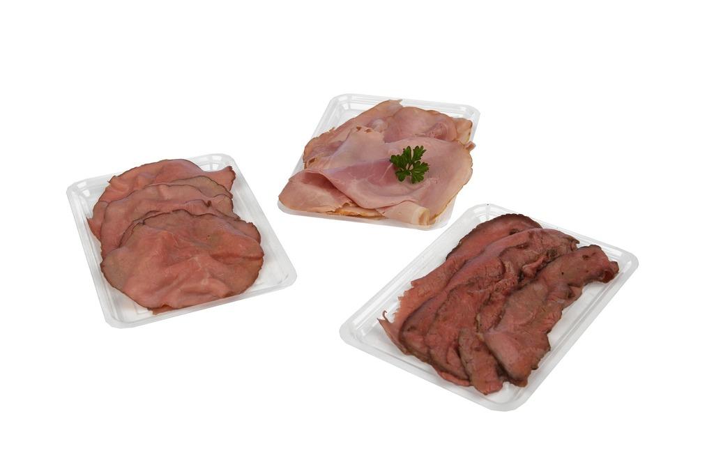 Vleeswaren Trio