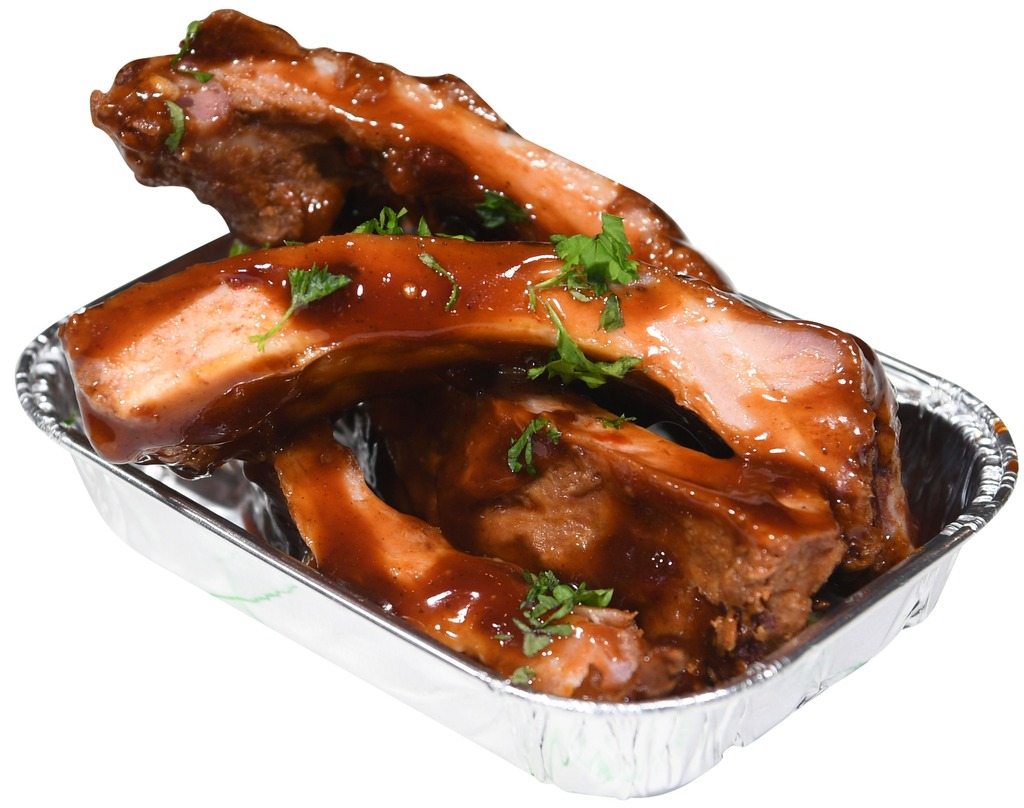 Chef's BBQ Selection Spare rib kluifjes