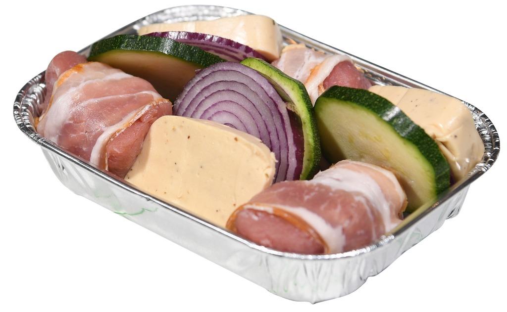Chef's BBQ Selection Varkenshaas-braadstukje
