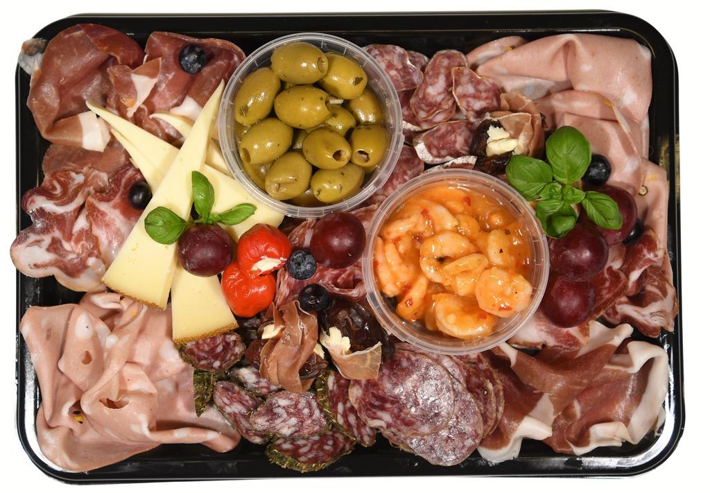 Spaanse Vleeswarenschotel (5 personen)
