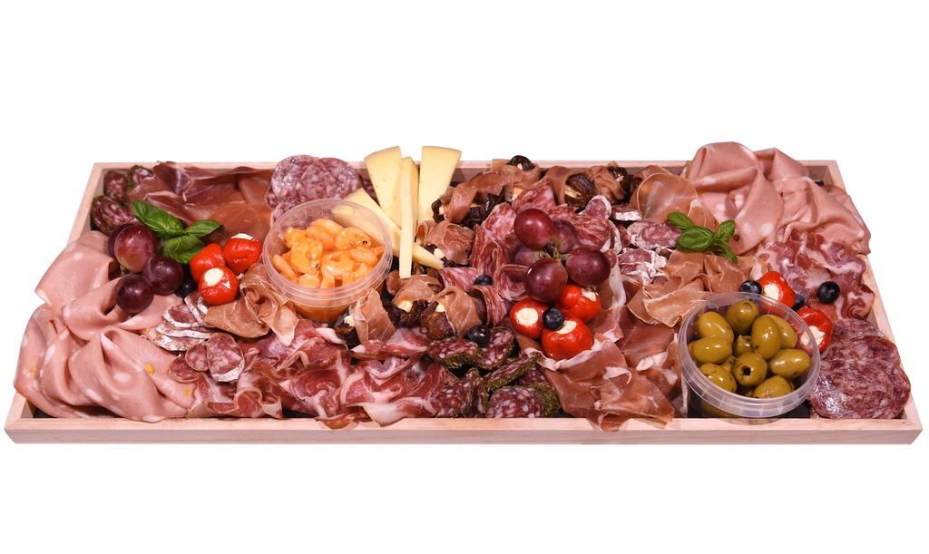 Spaanse Vleeswarenplank